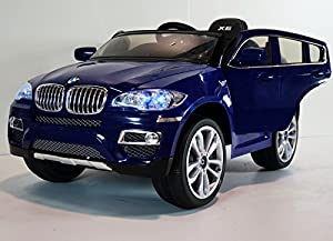 Amazon.com: New 2015 Licensed BMW X6 12V Kids Boy Girl Ride on Power