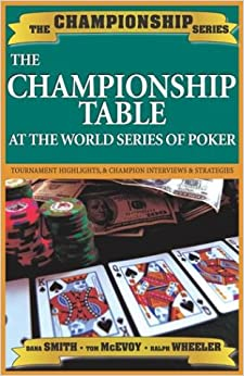 world series poker entry fee