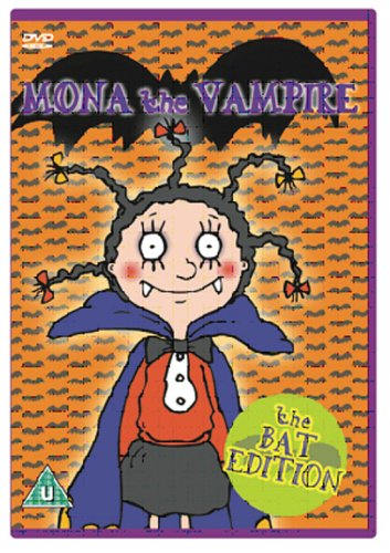 Mona The Vampire - HALLOWEEN BAT EDITION New Adventures Of Mona/Two Magicians [Edizione: Regno Unito]