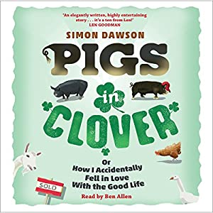 Pigs in Clover Audiobook