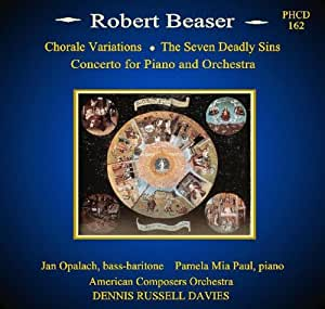Beaser: Concerto for Piano/Cho
