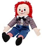 "30"" Raggedy Andy Button Eye Doll"