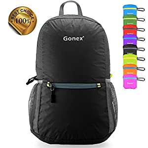 Gonex Ultra Lightweight Packable Backpack