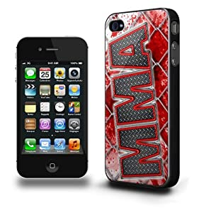 MMA - Bloody Mixed Martial Arts - iPhone 4/s case / cover