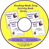 img - for Reading Made Easy Activity Book Series CD book / textbook / text book