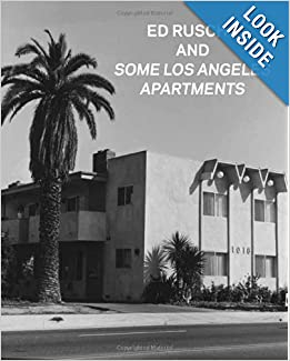 Download Ed Ruscha and Some Los Angeles Apartments ebook