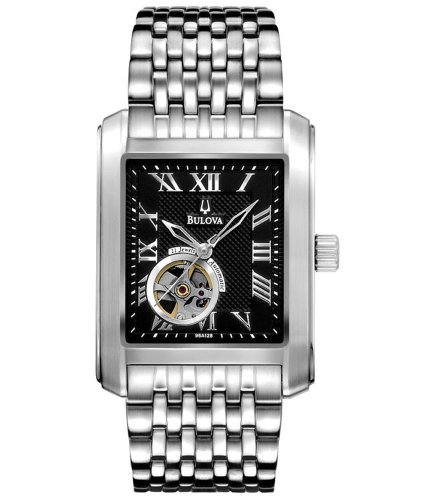 Bulova Men's 96A128 BVA-Series 160 Mechanical Watch