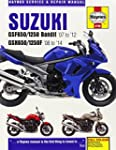 Suzuki GSF650/1250 Bandit & GSX650/12...