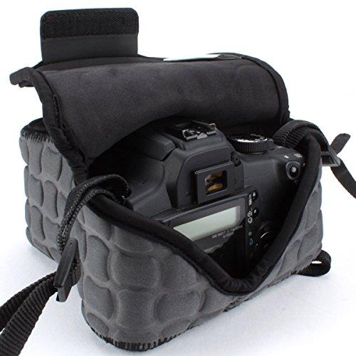 USA Gear FlexARMOR X DSLR Camera Case Holster Sleeve for Pro