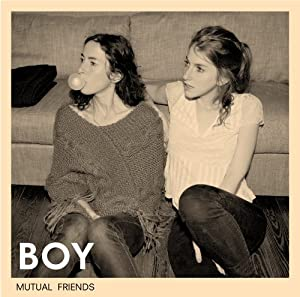 Mutual Friends (Inkl.Bonustrack+CD) [Vinyl LP]
