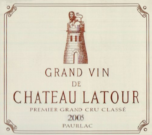2005 Latour Bordeaux 750 Ml