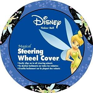 Tinker Bell Blue Steering Wheel Cover
