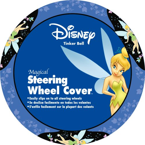 Tinker Bell Blue Steering Wheel Cover