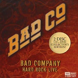 Bad Company: Hard Rock Live (CD+DVD)