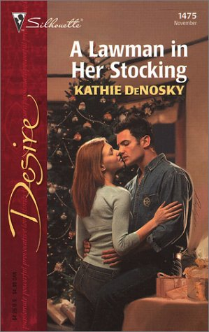 A Lawman In Her Stocking, KATHIE DENOSKY