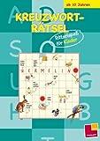 Kreuzworträtsel: Rätselspaß für Kinder ab 10 Jahren (Rätsel, Spaß, Spiele) title=