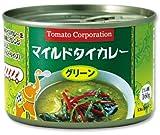 トマトコーポレーション マイルドタイカレー(グリーン)EO缶 160g×24個