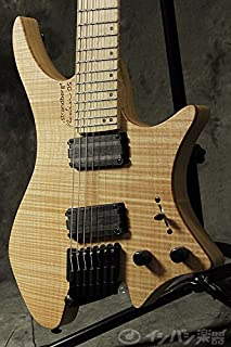 Strandberg ���ȥ��ɥС��� ���쥭������ Boden OS 7 [7-strings model] (Natural/Birdseye Maple)
