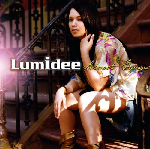 Related album art. Lumidee
