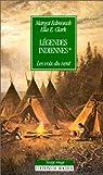 Légendes indiennes, tome 1. Les voix du vent par Edmonds