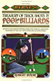 Byrne's Treasury of Trick Shots in Pool and Billiards (0156149737) by Byrne, Robert