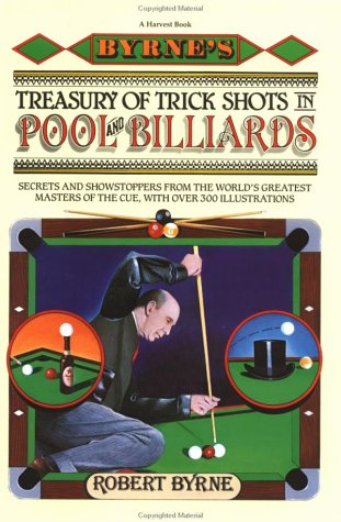 Image for Byrne's Treasury of Trick Shots in Pool and Billiards