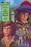 The Prince and the Pauper (Illus. Classics) HARDCOVER (Saddlebacks Illustrated Classics)