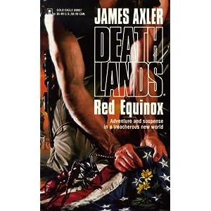 Red Equinox - James Axler