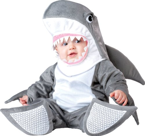 Silly Shark Infant Costume Size: 12 – 18 Months