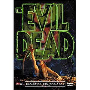 Click to buy Scariest Movies of All Time: The Evil Dead from Amazon!