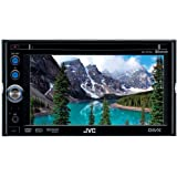 "JVC KW-AVX640 Multimedia-Center (DVD/CD-Player, 15,4 cm (6,1 Zoll) Widescreen Monitor, Touchscreen, USB f�r iPod/iPhone) schwarzvon ""JVC"""