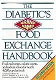 The Diabetic's Brand-name Food Exchange Handbook 2nd Ed