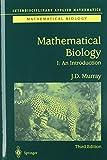 img - for Mathematical Biology: I. An Introduction (Interdisciplinary Applied Mathematics) (Pt. 1) book / textbook / text book