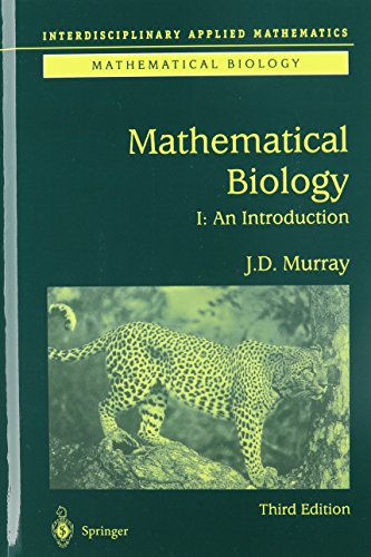 Mathematical Biology: I. An Introduction...