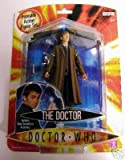 Doctor Who The Doctor In Trenchcoat Action Figure