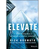 img - for Elevate: The Three Disciplines of Advanced Strategic Thinking (Hardback) - Common book / textbook / text book