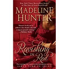 Ravishing in Red by Madeline Hunter
