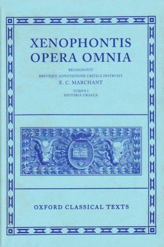 Opera Omnia (Tomus I: Historia Graeca)