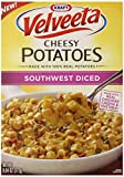 Velveeta Kraft Cheesy Potatoes, Southwest Diced, 9.64 Ounce (Pack of 3)