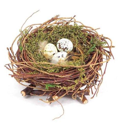 Decorative birds nests for Artificial birds for decoration