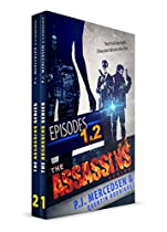 The Assassins Series, Part 1/2 (face Off & The Cleaner): A Crime Action Thriller Series