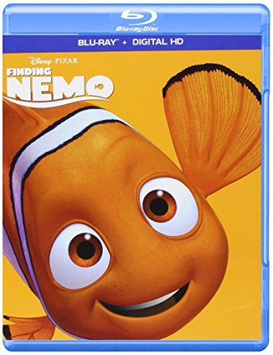 Blu-ray : Finding Nemo (Repackaged, Digitally Mastered in HD, Dolby, AC-3, 2 Disc)