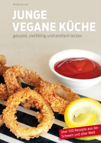 Junge Vegane Küche Kochbuch
