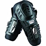 MSR Racing Gravity Youth Elbow Pads Off-Road/Dirt Bike Motorcycle Body Armor - Black / One Size