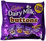 Cadbury Dairy Milk Buttons Chocolate Treatsize Bags 170 g