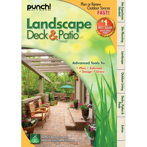 Punch! Landscape, Deck and Patio v17 [Download]
