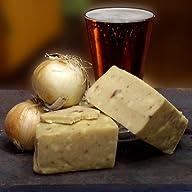 English Cheddar with Caramelized Onio…