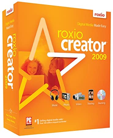 Roxio Creator 2009 [OLD VERSION]