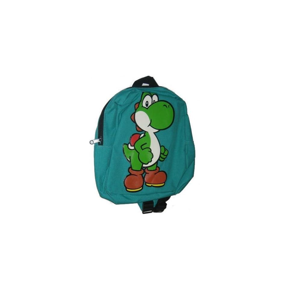 Nintendo Super Mario Bros. Yoshi Mini Backpack Bag 54325