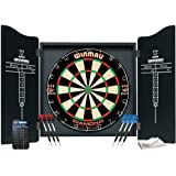 Winmau Professional Dart Set - Comes With Dartboard, Darts and Cabinetby Winmau